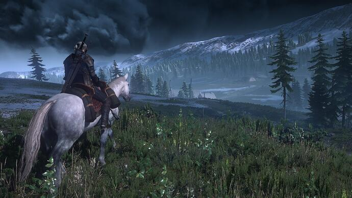 The Witcher 3: Wild Hunt avrà una patch al day one