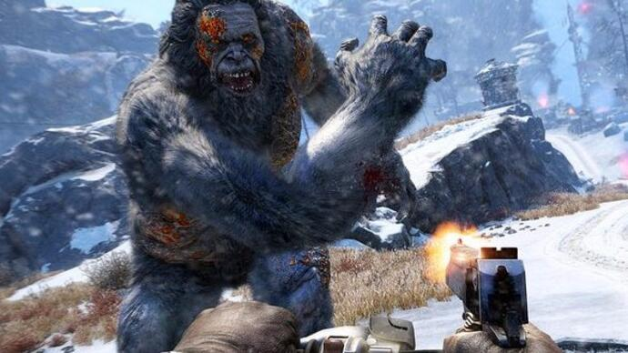Far Cry 4: Complete Edition announced for PS4 andPC