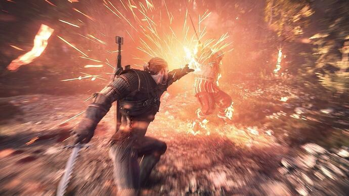 Vediamo The Witcher 3: Wild Hunt su PS4 in un gameplay ufficiale