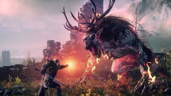 Ecco il gameplay di The Witcher 3: Wild Hunt senza commento