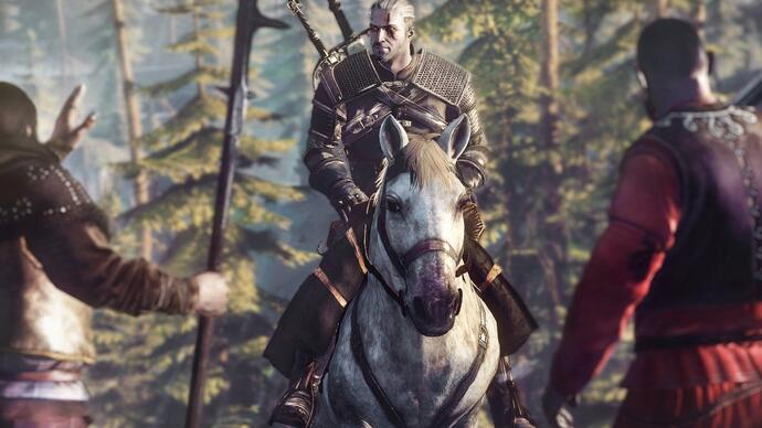 Un sanguinoso trailer per The Witcher 3