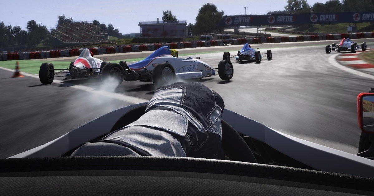 Project Cars review • Eurogamer.net