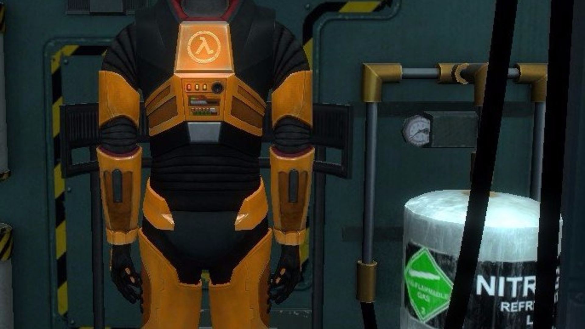 Playing Black Mesa, the Half-Life for today