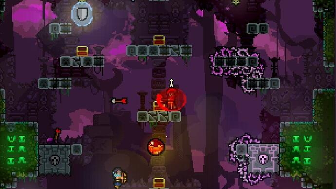 TowerFall: Dark World expansion launches tomorrow