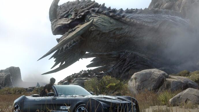Final Fantasy 15 demo to be updated early June