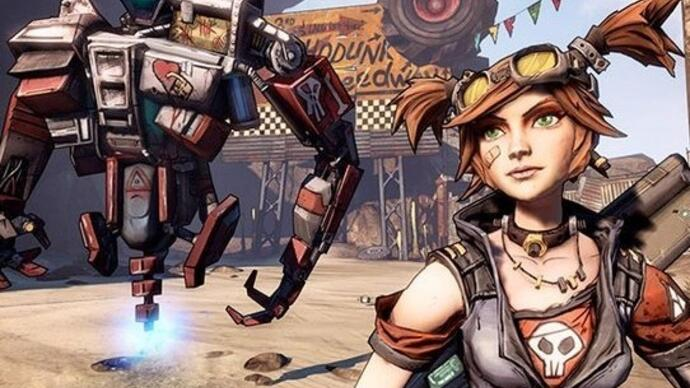 Updates für Borderlands: The Pre-Sequel und die Handsome Collection erscheinen heute