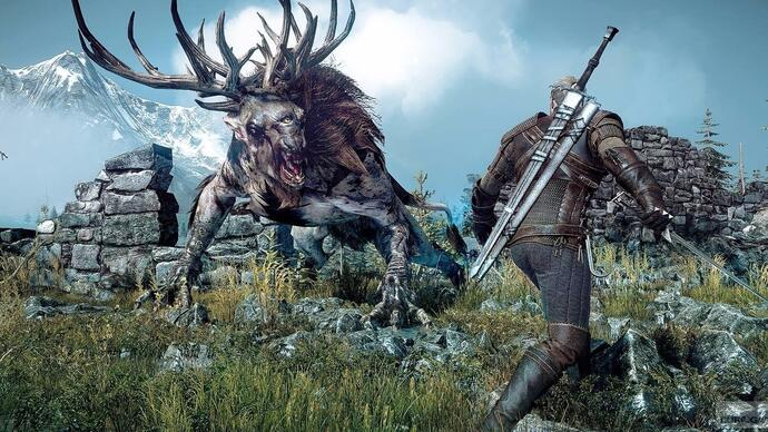 The Witcher 3: Wild Huntreview