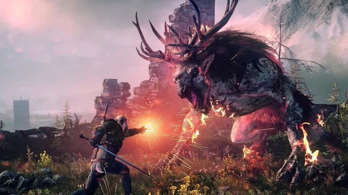 Disponibile la patch 1.04 di The Witcher 3: Wild Hunt su PC