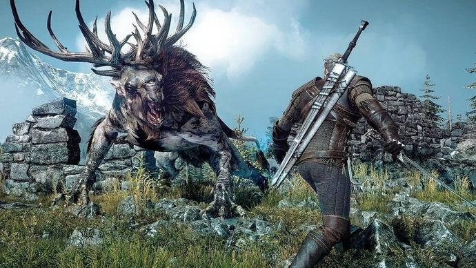 Ecco come cambiano le texture di The Witcher 3: Wild Hunt con la patch 1.04