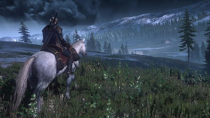 The Witcher 3: Wild Hunt, disponibile la patch 1.03 su PlayStation 4