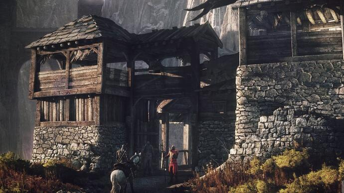 La patch per la versione Xbox di The Witcher 3 includerà un blocco al framerate