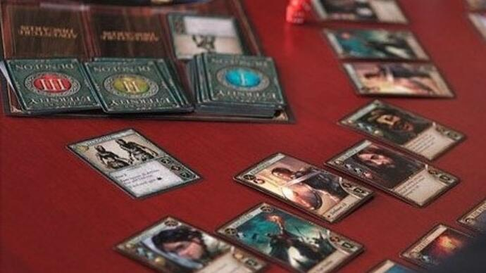Pillars of Eternity launches card game spinoff Kickstarter