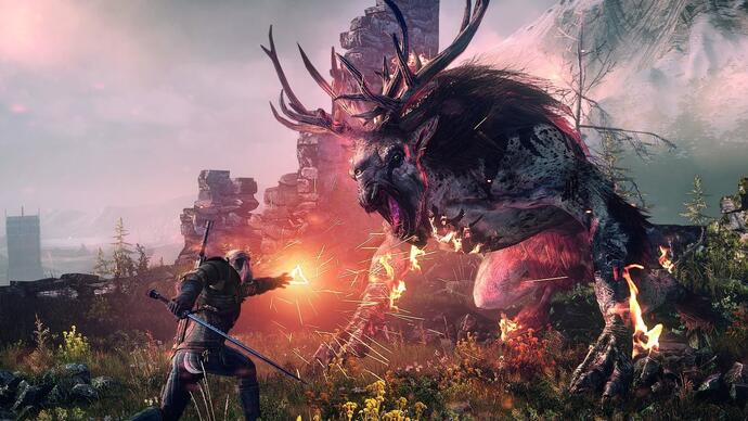 The Witcher 3: grafica ai livelli dei primi trailer grazie a una mod
