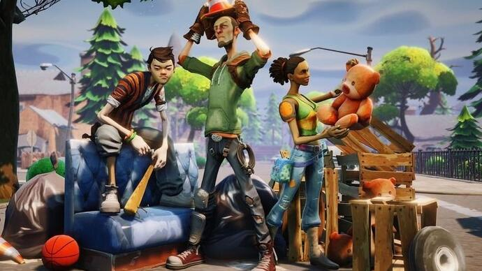 Fortnite confirmed for Mac, beta this autumn