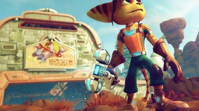 PS4 Ratchet & Clank's impressive new trailer