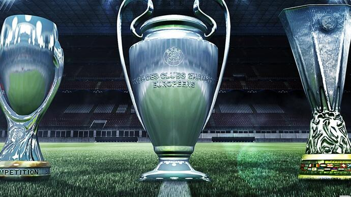 PES has exclusive Champions League rights for another threeyears