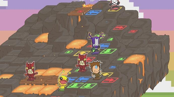 The Behemoth bringing Castle Crashers Remastered to Xbox One
