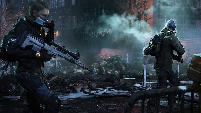 The Division release date set forMarch