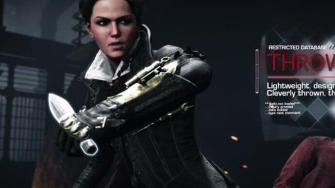 The Dreadful Crimes, Evie-gameplay onthuld in Assassin's Creed Syndicate trailer