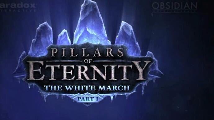 Pillars of Eternity expansion The White March - Part 1 announced