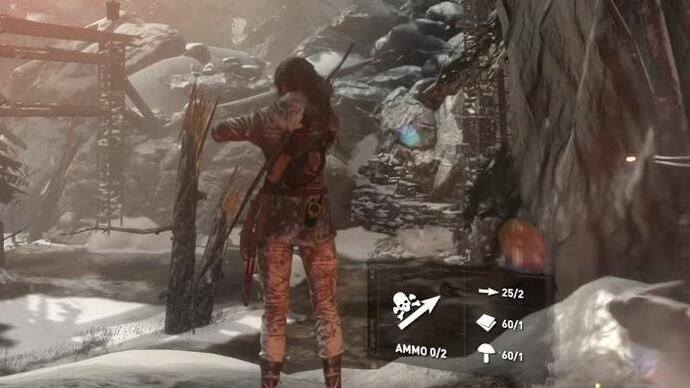 15 minutes of Rise of the Tomb Raider gameplay footage