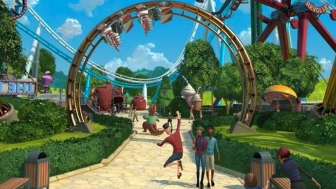 Planet Coaster launches pre-order campaign