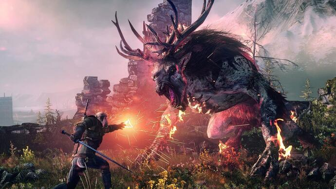 La patch 1.05 di The Witcher 3 sbarcherà su PS4 e Xbox One nella giornata di oggi