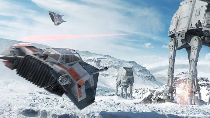 Star Wars: Battlefront's closed alpha launches next week onPC
