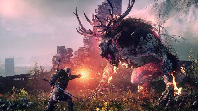 La prossima patch di The Witcher 3: Wild Hunt sarà particolarmente corposa
