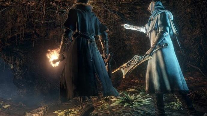 Bloodborne 1.05 patch matches player levels when using passwords