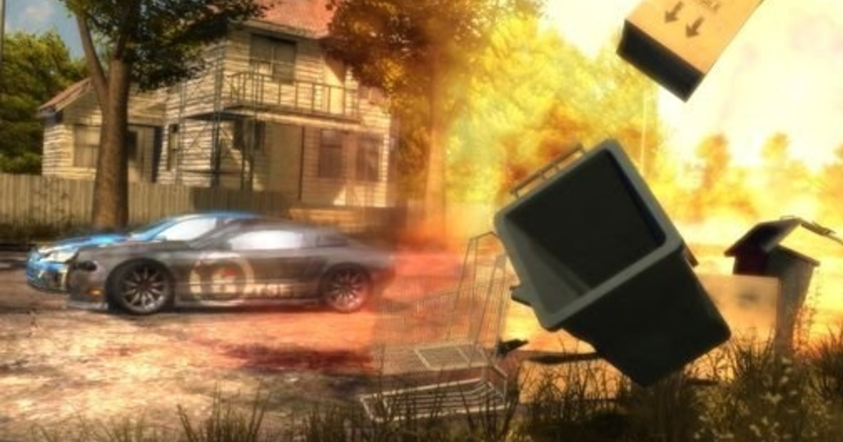 There's a new FlatOut game in development