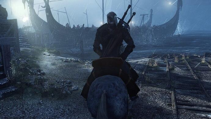 La patch 1.07 di The Witcher 3: Wild Hunt sarà unificata
