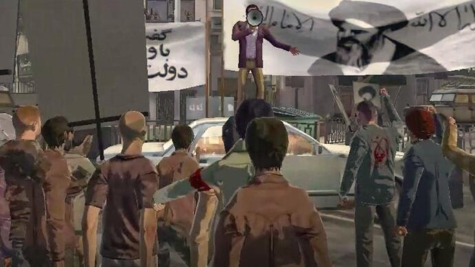 Historical drama 1979 Revolution is coming along nicely in its latesttrailer