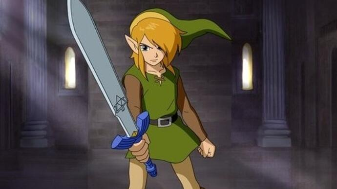 Fans launch Kickstarter for unlicensed Zelda animated series