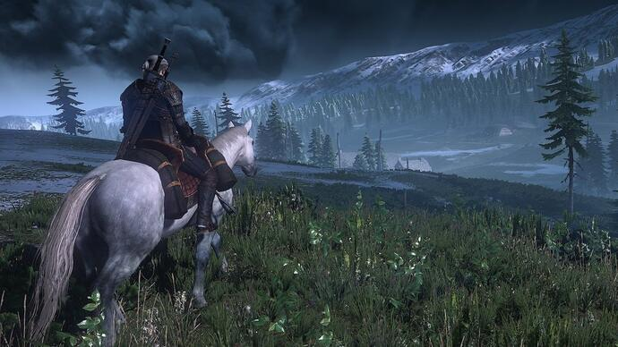 The Witcher 3: la patch 1.07 sistemerà i cali di frame rate della versione PS4