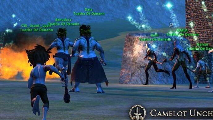 Camelot Unchained beta delayed, maybe until next year
