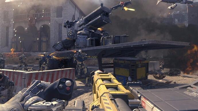 CoD: Black Ops 3 multiplayer beta dated for Xbox One and PC