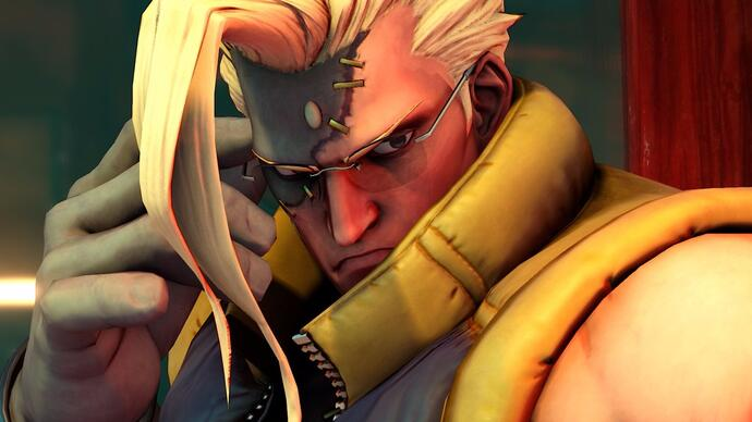 The Street Fighter 5 beta isn't working