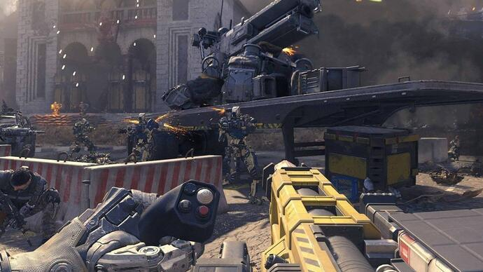 Everything in the Call of Duty: Black Ops 3 multiplayer beta