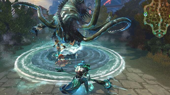 Smite Xbox One gets a releasedate