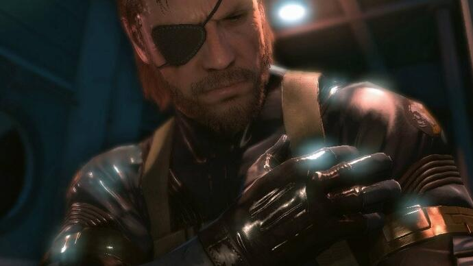 Metal Gear Solid V: The Phantom Pain, Kojima monta il trailer di lancio