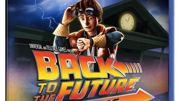 It looks like Telltale's Back to the Future will launch on PS4, XboxOne