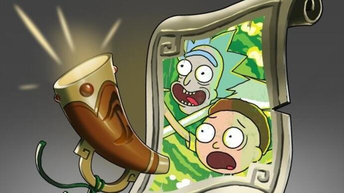 Dota 2's Rick and Morty announcer pack outnow