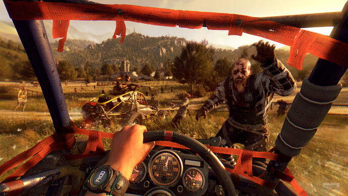 Watch 15 minutes of Dying Light's The Following expansion