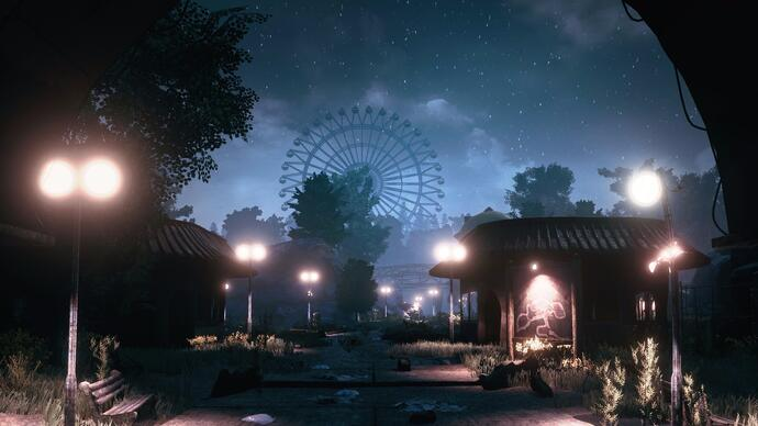 Funcom unveils The Park, a single-player horror set in an abandoned theme park