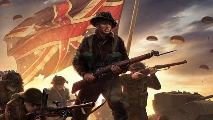 Company of Heroes 2: The British Forces -Test