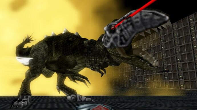 Turok: Dinosaur Hunter and sequel to be re-animated for PC