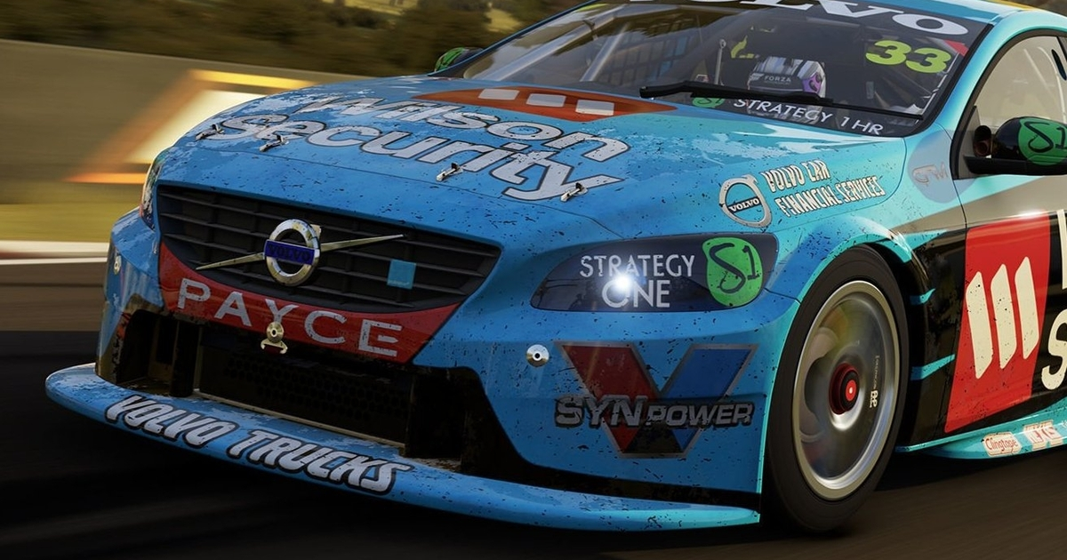 Forza Motorsport 6 A List Of All 460 Cars O Eurogamer
