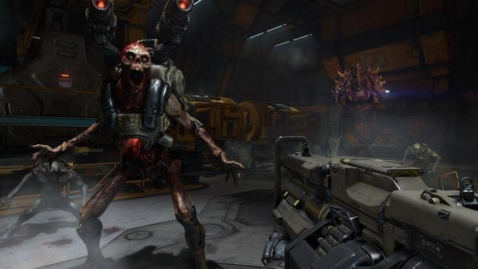 Doom in un trailer dedicato all'editor di mappe