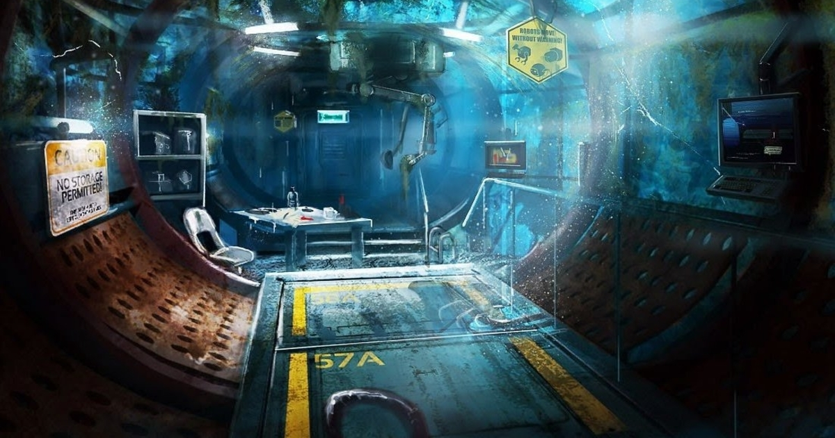 Catch a teasing glimpse of SOMA's monsters